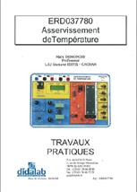 Guide d'utlisation du module d'étude de température d'un minifour par PID électronique 1/4
