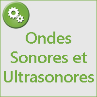 ZZZB ONDES SONORES ET ULTRASONORES