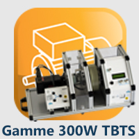 Gamme 2, 300 W TBTS