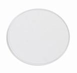 Heat absorbing filter, diam. 80mm: POD061202 1/4
