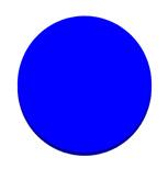 Filtre dichroïque bleu : POD061934 1/4