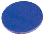 Tinted glass filter, blue : POD061921 1/4