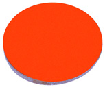 Tinted glass filter, red: POD061923 1/4