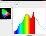 Option réponse plate + Colorimétrie : POF010390 1/4