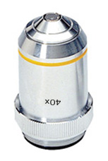 Objectif achromatique 40x : POD067080 1/4