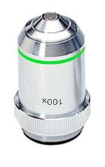 Objectif achromatique 100x : POD067050 1/4