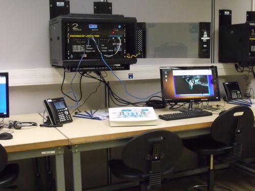 Laboratoire de formation d'experts en développement d'architectures réseaux et convergence VDI 4/4