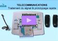 Kit DSP: Traitement de signal temps réel, Prototypage rapide graphique video1