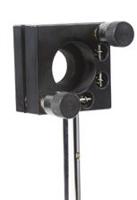 Porte-objectif à déplacement angulaire : POD060560 1/4
