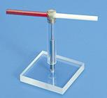 Magnetized bar on pivot : PED039100 1/4