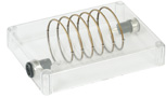 """Circuit for overhead projection """"solénoid"""" : PAM067740 1/4"""