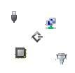 Drivers USB/COM/LPT DIDALAB 1/4