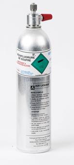 SF6 cartridge : PHD009940 1/4
