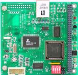 Embedded Web server - Expansion board (ref: EID003000) 1/4