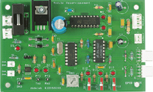 CAN LIN motor speed control - Expansion board (ref: EID052000) 1/4