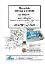 Manuel de Travaux Pratiques, niveau BAC (comptes rendus), régulation de vitesse et position (Réf - ERD05020) 1/4
