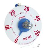 Dynamomètre à cadran 2 Newton : PHD005753 1/4