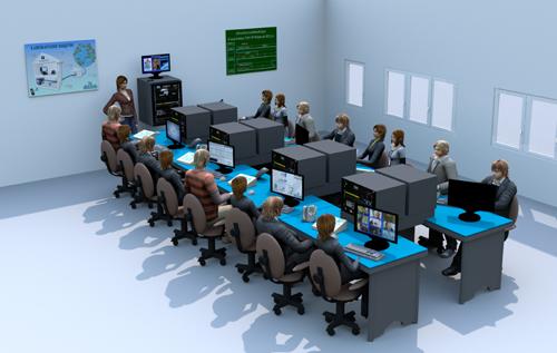 Laboratoire de formation d'experts en développement d'architectures réseaux et convergence VDI 2/4