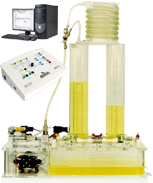 Water flow & level - Industrial process module (ref: ERD005000) 1/4