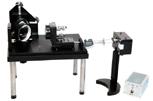 Michelson interferometer, motorized : POD013496 1/4