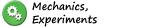 Chapter 1: Mechanics, Experiments 1/4