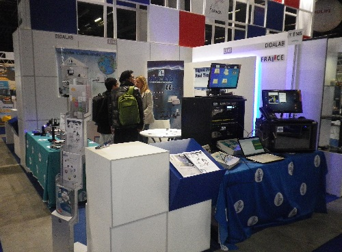 WORLDDIDAC EXHIBITION - 29-31/10/2014