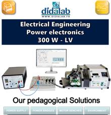 Presentation of the LV 300-W range 1/4