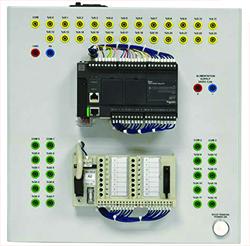 Schneider M221 PLC - Training module 1/4