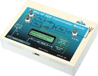 SDR transmitter HF 27 MHz (IQ modulator) - Expansion module (ref: ETD411101) 1/4