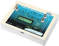 SDR receiver HF 27 MHz (long waves, short waves, IQ demodulator) - Expansion module (ref: ETD411201) 1/4