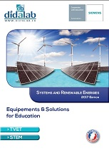 """Presentation of the """"Renewable Energies and Industrial System"""" Range 1/4"""