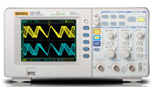 100-MHz oscilloscope : EMD018010 1/4