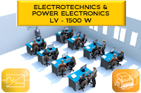 EXAMPLE OF LABORATORY: POWER ELECTRONICS AND ELECTROTECHNICS - 1500 W LV: LABO6_gb 1/4