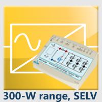 Range 2: 120 W/300 W