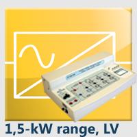 Range 4: 1.5/3 kW