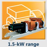 Range 4: 1.5 kW range
