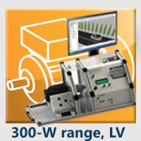 Range 3: LV 300 W range