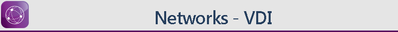 ZZZJNetworks & VDI
