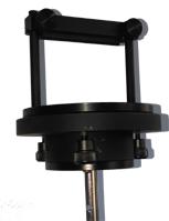 Adjustable prisms and gratings bracket : POD060250 1/4
