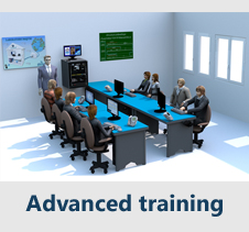 Advanced training in Networks