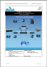 Network architecture - Practical networks (ref: ETR400051) 1/4