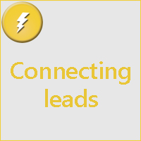 Connecting leads