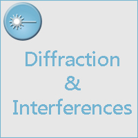 DIFFRACTION AND INTERFERENCES