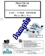 Pedagogical Multiplexed Car <i>complete version</i> - Practical works manual (ref: EID050041) 1/4