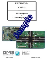 Traffic lights simulator (with EID210) - Practical works manual (ref: EID212041) 1/4