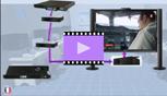 Laboratoire de formation d'experts en développement d'architectures réseaux et convergence VDI video2