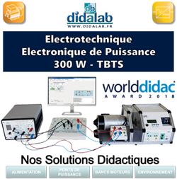 Présentation gamme 300 W TBTS 1/4