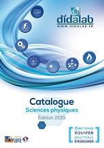 Catalogue Sciences Physiques 2015 1/4