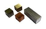Cubes métal pour Calorimètre : PTD039504 1/4
