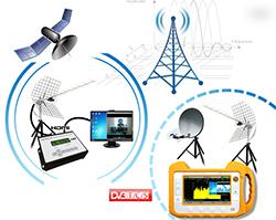 Système d'étude de la TNT : émission DVB-T / réception  DVBT-S, (réf : ETV100000) 1/4